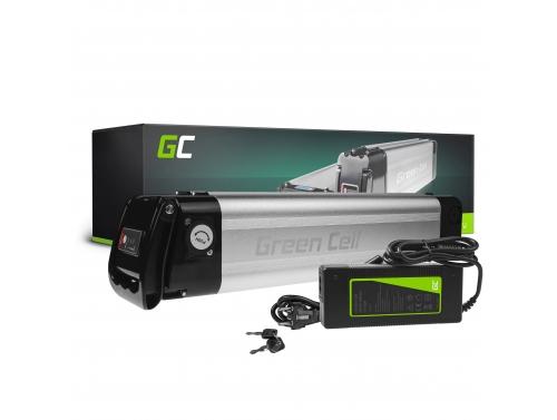 Batéria Batéria Green Cell Silverfish 36V 8,8 Ah 317 Wh pre elektrický bicykel e-bike Pedelec