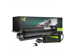 Nabíjateľná batéria Green Cell Bottle 36V 5.2Ah 187Wh pre elektrické bicykle Pedelec s elektrickým bicyklom
