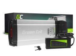 Batérie Green Cell Rear Rack 36V 8.8Ah 317Wh pre elektrické kolo e-bike Pedelec