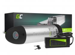 Nabíjateľná batéria Green Cell Bottle 36V 11,6Ah 418 Wh pre elektrický bicykel E-Bike Pedelec