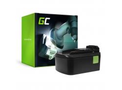 Akumulátorové náradie Green Cell Cell® pre Festool BPC18 18V 3Ah