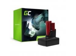 Green Cell ® Akku C12 M12 B2 B3 B4 B6 RedLithium pre Milwaukee BPD-0 BDD-202C BSD-0 C12HZ-0 C12MT-0 M12FID M12CDD