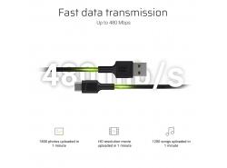 Kabel Przewód GC PowerStream USB-A - Lightning 200 cm Apple MFi Certified