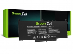 Green Cell laptop J60J5 batérie pre Dell Latitude E7270 E7470