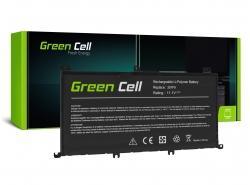 Green Cell Batéria 357F9 71JF4 pre Dell Inspiron 15 5576 5577 7557 7559 7566 7567