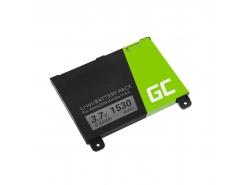 Batérie Green Cell ® 170-1012-00 DR-A011 pre čítačka ebook Amazon Kindle 2 II DX D00511 D00611 D00701 D00801 Wi-Fi, 1530mAh