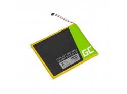 Batérie Green Cell ® 1-756-769-11 pre čítačka ebook Sony Portable Reader PRS-500 PRS-500U2 PRS-505 PRS-505LC PRS-700, 750mAh