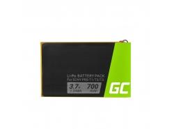 Batérie Green Cell ® 1-853-104-11 LIS1476 pre čítačka ebook Sony Reader PRS-T1 PRS-T2 PRS-T3 PRS-T3E PRS-T3S, 700mAh