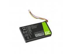 Batérie Green Cell ® 361-00056-01 pre Garmin Nuvi 53 53LMT 55 55LM 56 65 65LM 66 66LM, Li-Ion 1100mAh 3.7V