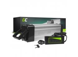 Batérie Green Cell Silverfish 48V 14.5Ah 696Wh pre elektrické kolo e-kolo Pedelec