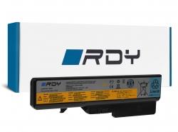 RDY Batéria L09L6Y02 L09S6Y02 pre Lenovo B570 B575 B575e G560 G565 G575 G570 G770 G780 IdeaPad Z560 Z565 Z570 Z575