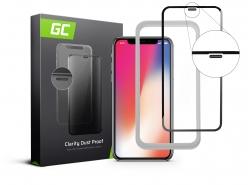 Ochranné sklo GC Clarity pre Apple iPhone X, XS