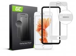 Ochranné sklo GC Clarity pre Apple iPhone 6 Plus - biele