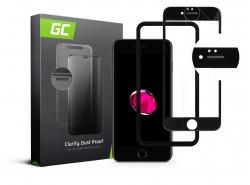Chránič obrazovky Clarity GC pre Apple iPhone 7 Plus, 8 Plus - čierny