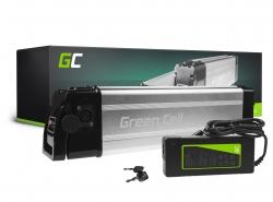 Batérie Green Cell Silverfish 36V 11Ah 396Wh pre elektrické kolo e-kolo Pedelec