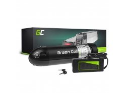 Nabíjateľná batéria Green Cell Bottle 24V 11,6Ah 278Wh pre elektrické bicykle Pedelec