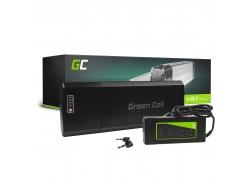 Nabíjateľná batéria Green Cell Zadný nosič 24V 13Ah 312Wh pre elektrický bicykel E-Bike Pedelec