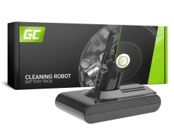 Batéria Green Cell® (3Ah 21.6V) 967834-02 967834-05 pre Dyson V8 SV10 Absolute Pro Vacuum Animal Plus