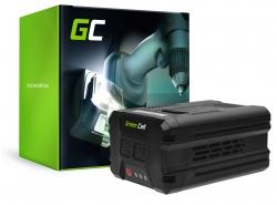 Batéria Green Cell® (2Ah 80V) GBA80200 2901302 pre GreenWorks Pro 80V GHT80321 GBL80300 ST80L210