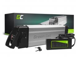 Batérie Green Cell Silverfish 24V 11.6ah 278Wh pre elektrické kolo e-kolo Pedelec