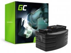 Batéria (3 Ah 12 V) 489003 489731 BPH12T Green Cell pre Festool TDD 12 ES FX MH