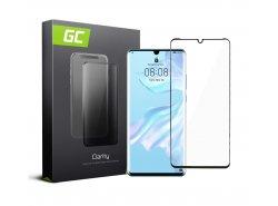 Ochranné sklo pre Huawei P30 Pro edge glue GC Clarity z tvrdeného skla chráni tvrdosť 9H