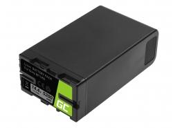 Batéria Green Cell BP-U90 BP-U60 BP-U30 pre Sony 5200mAh 75Wh 14,4V