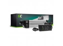 Batérie Green Cell Silverfish 24V 8.8Ah 211Wh pre elektrické kolo e-kolo Pedelec