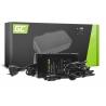 Green Cell ® Nabíjačka pre elektrické bicykle, zástrčka: 3 piny, 29,4V, 2A