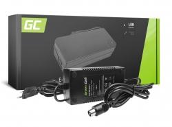Green Cell ® Nabíjačka pre elektrické bicykle, zástrčka: RCA, 29,4V, 2A