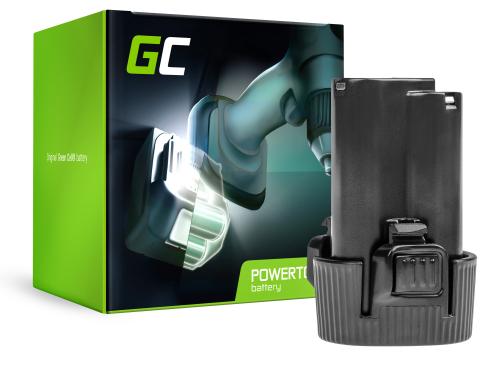 Akumulátor Green Cell ® pre Makita BL1013 DF030D DF330D TD090D JV100DWE