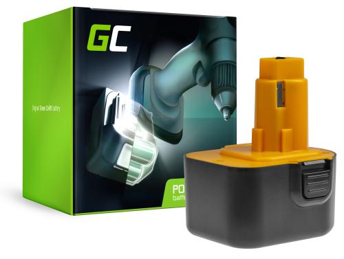 Green Cell Cell® Akkuwerkzeug pre DeWalt DE9074 2802K 2812K DC740KA