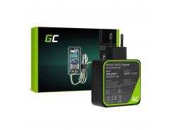 Netzteil / Ladegerät Green Cell PRO 20V 3.25A 65W für Lenovo Yoga 4 Pro 700-14ISK 900-13ISK 900-13ISK2