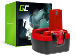 Akumulátor Green Cell ® pre BOSCH GSR PSR BAT025 BAT140
