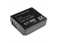 Batéria Green Cell ® pre Panasonic Lumix DMC-TZ1 DMC-TZ2 DMC-TZ4