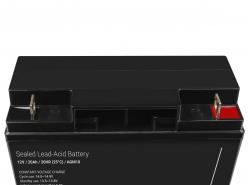 Green Cell ® Gel Batterie AGM 12V 20Ah