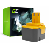 Batéria Green Cell ® B1222H B1230H BPT1025 pre Ryobi BD120 BD121 BD122 BID1211 BID1260 SA1202