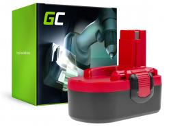 Akumulátor Green Cell Cell® pre náradie Bosch PSR 18VE-2 GSB 18VSE-2 GSR18V 18V