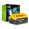 Green Cell ® Akkuwerkzeug für DeWalt DCB180 DCB181 DCB182 DCB183 DCB184 5Ah