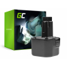 Green Cell ® náradie Batérie Dewalt DE9036 DE9061 9.6V 2Ah