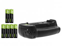 Grip Green Cell MB-D18 pre fotoaparát Nikon D850
