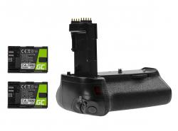 Grip Green Cell BG-E14H pre fotoaparát Canon EOS 70D 80D