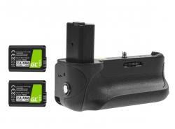 Grip Green Cell VG-A6300RC pre fotoaparát Sony A6000 A6300