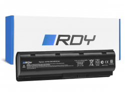 RDY Batéria MU06 593553-001 593554-001 pre HP 240 G1 245 G1 250 G1 255 G1 430 450 635 650 655 2000 Pavilion G4 G6 G7