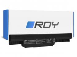 RDY Batéria A32-K53 pre Asus K53 K53E K53S K53SJ K53SV K53T K53U K54 X53 X53E X53S X53SV X53U X54 X54C X54H X54L