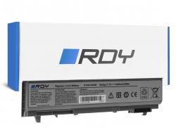 RDY Batéria PT434 W1193 pre Dell Latitude E6400 E6410 E6500 E6510 E6400 ATG E6410 ATG Precision M2400 M4400 M4500