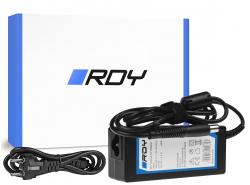 Napájací zdroj / nabíjačka RDY 18,5 V 3,5 A 65 W pre HP 250 G1 255 G1 ProBook 450 G2 455 G2 Compaq Presario CQ56 CQ57
