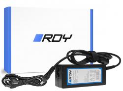 Zdroj napájania / nabíjačky RDY 19V 3,16A 60 W pre Samsung R519 R719 RV510 NP270E5E NP275E5E NP300E5A NP300E5E NP300E