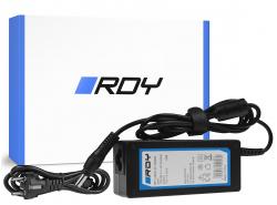 Napájací zdroj / nabíjačka RDY 19V 3,42 A 65 W pre Toshiba Satellite C55 C660 C850 C855 C870 L650 L650D L655 L750 L75