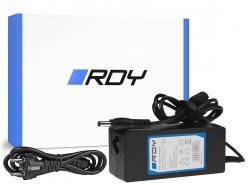 RDY AC adaptér / nabíjačka pre notebook Toshiba Satellite A100 A200 A300 L300 L100 L40 M600 M601 M602 M600